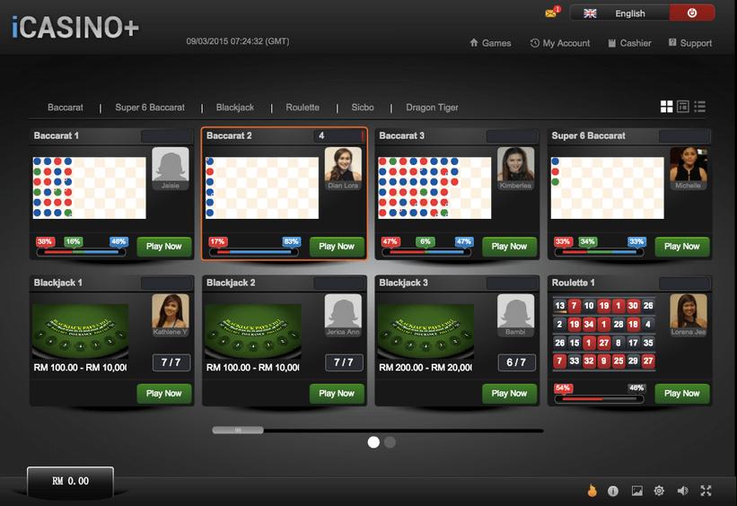 Hg casino