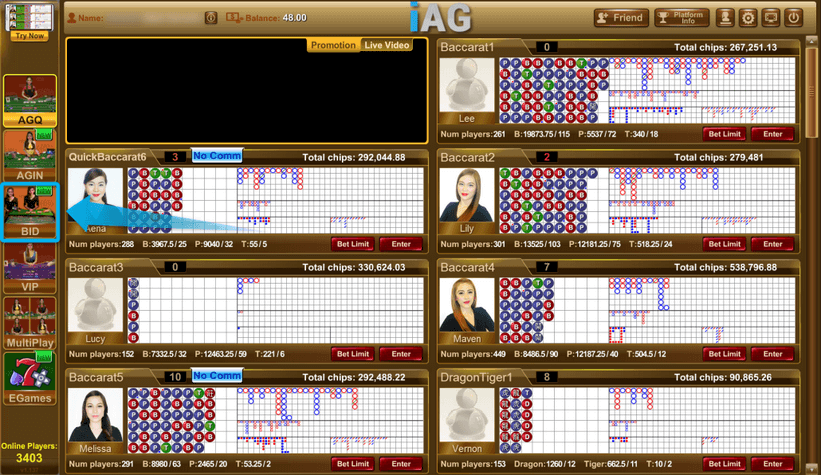 best casino online malaysia