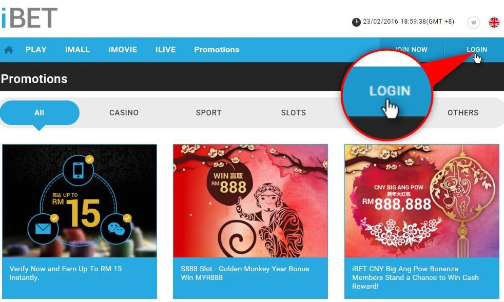 [iBET Malaysia]Verify Your Mobile Bonus Tutorial | Casino588