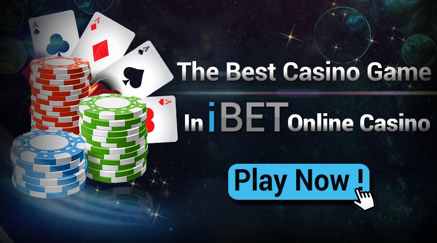 Free Register iBET Malaysia Online Casino and Get Bonus!
