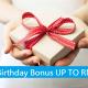 [iBET Malaysia] Birthday Bonus RM 38, RM 88 & RM 128