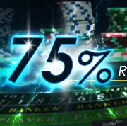 [9Club Malaysia] Weekly 0.75% Live Casino Rebate