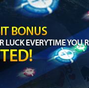[9Club Malaysia] Daily 5% Deposit Bonus