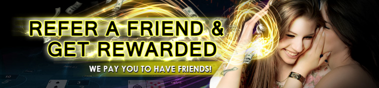 [9Club Malaysia] Refer A Friend & Get Rewarded