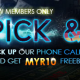 [9Club Malaysia] Pick & Play by New Members Only