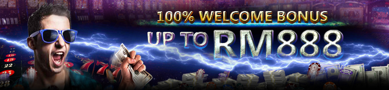 [9Club Malaysia] 100% Welcome Bonus