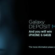 [Galaxy Malaysia] DEPOSIT MYR 666 iPHONE 6 64GB
