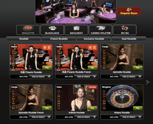 PT(Playtech&Newtown Casino) Live Casino & Slot Games Malaysia