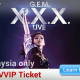[iBET Malaysia] G.E.M X.X.X. LIVE IN GENTING VVIP
