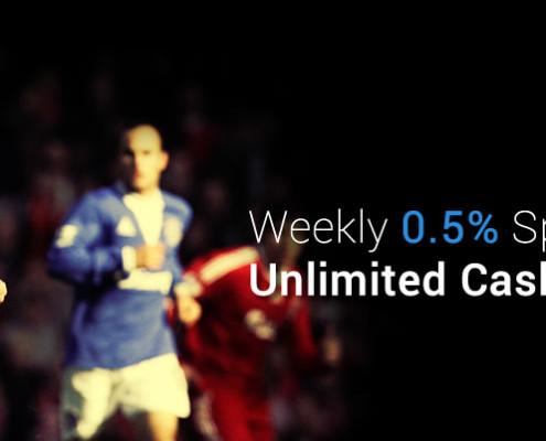 [Galaxy Malaysia] Weekly 0.5% Sport Rebate Unlimited Cashback