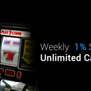 [Galaxy Malaysia] Weekly 1% Slots Rebate Unlimited Cashback