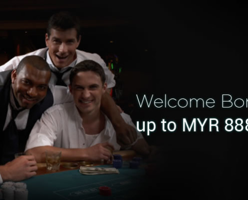 [Galaxy Malaysia] Welcome Bonus 100% up to MYR 888