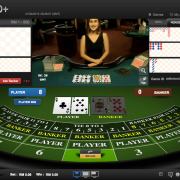 Malaysia Live Casino HoGaming Baccarat Game