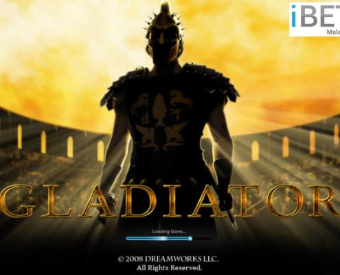 Newtown Casino Gladiator Slot Game Malaysia 1