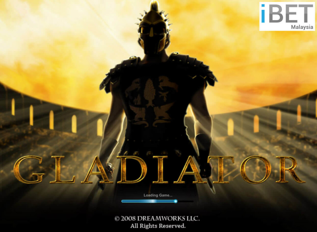 Newtown Casino Gladiator Slot Game Malaysia 1