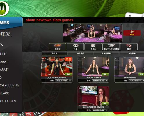 Newtown Casino Malaysia Free Play in Casino588