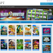 PT Playtech & Newtown Casino No.1 in Asia