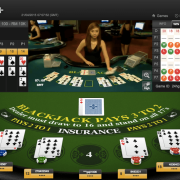 Malaysia Online Casino HoGaming blackjack game