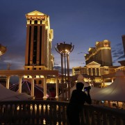 Caesars Fined $9.5 Million