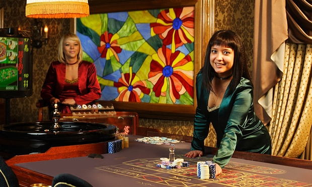 In some casinos in Minsk up to 80% of the customers are Russian.