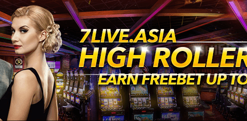 7LIVEASIA High Roller Club! Earn Freebet Up To USD 1500!