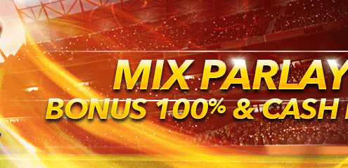 7LIVEASIA Mix Parlay 100% Bonus & Cash Back!