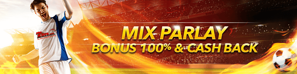 7LIVEASIA Mix Parlay 100% Bonus & Cash Back!