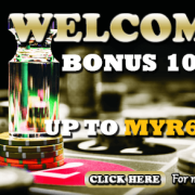 MBA66 Online Casino WELCOME BONUS 100%