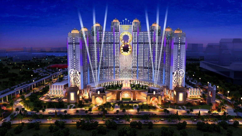 casino 588 Studio City Macau