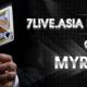 7LIVEASIA Baccarat Challenge! Online Casino Malaysia