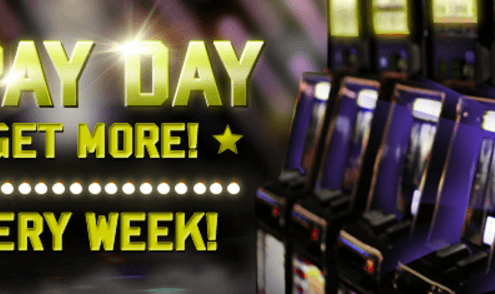 7LIVEASIA Slots Pay Day! Play More, Get More!