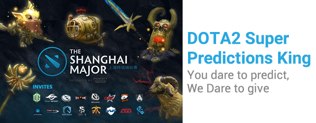 How to Participate in Dota2 Malaysia iBET Predictions King Promotion