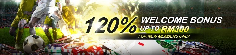 [9Club Malaysia]Online Casino 120 Welcome Bonus