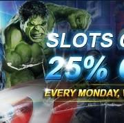 [9Club Malaysia]Online Casino Slots Club 25 Cashback