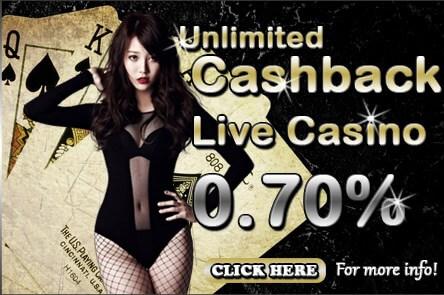 MBA66 Online Casino Malaysia 0.7 Rebate Bonus