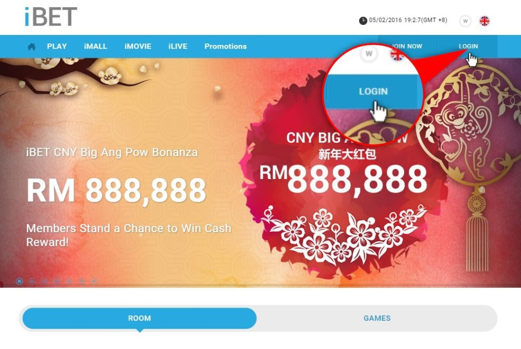[iBET Malaysia]Your verify Wechat get free RM5!-1