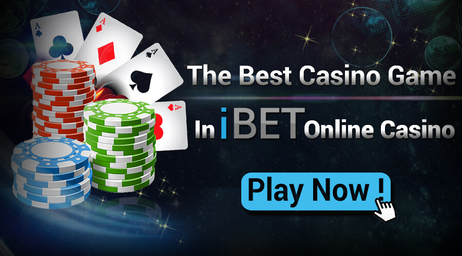 Free Register iBET Malaysia Online Casino and Get Bonus!