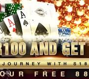S188 Malaysia Online Casino Free 88% Deposit Bonus