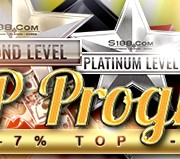 S188 Online Casino VIP PROGRAM +7% TOP-UP BONUS