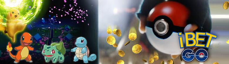 Free Deposit Bonus Poke Gold Coin in iBET Casino
