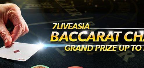 7liveasia Online Casino Baccarat Challenge