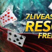 7liveasia Rescue Fund Free Bet Up To MYR500