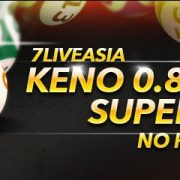7liveasia Weekly 0.8% Keno Super Cash Rebate