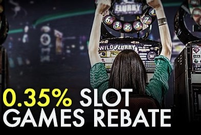 9club Online Casino Weekly 0.35% Slot Games Rebate