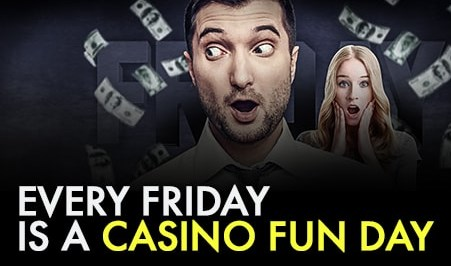 9club Online Casino Friday Casino Fun Day