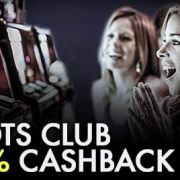 9club Online Casino Slots Club 25% Cashback