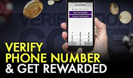9club Online Casino Phone Verification Bonus