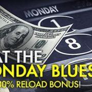 9club Online Casino Monday 30% Deposit Bonus