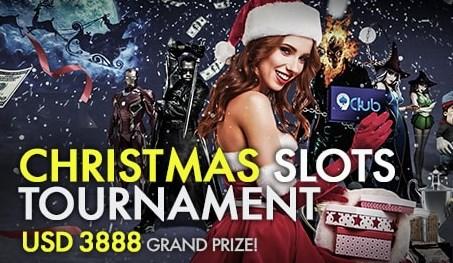 9club Casino Malaysia Christmas Slots Tournament
