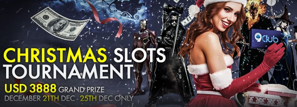 9club Casino Malaysia Christmas Slots Tournament